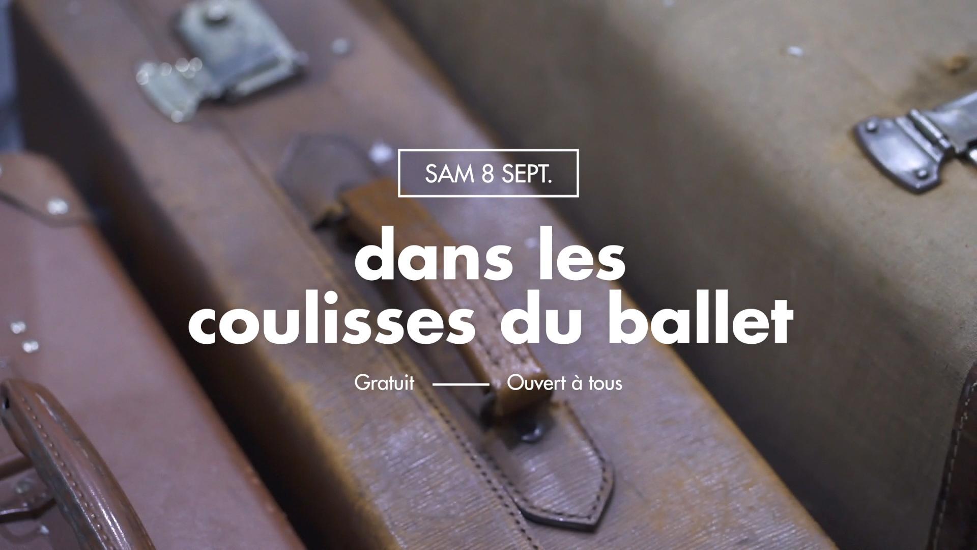 Opera de Lyon – Ballet 2018
