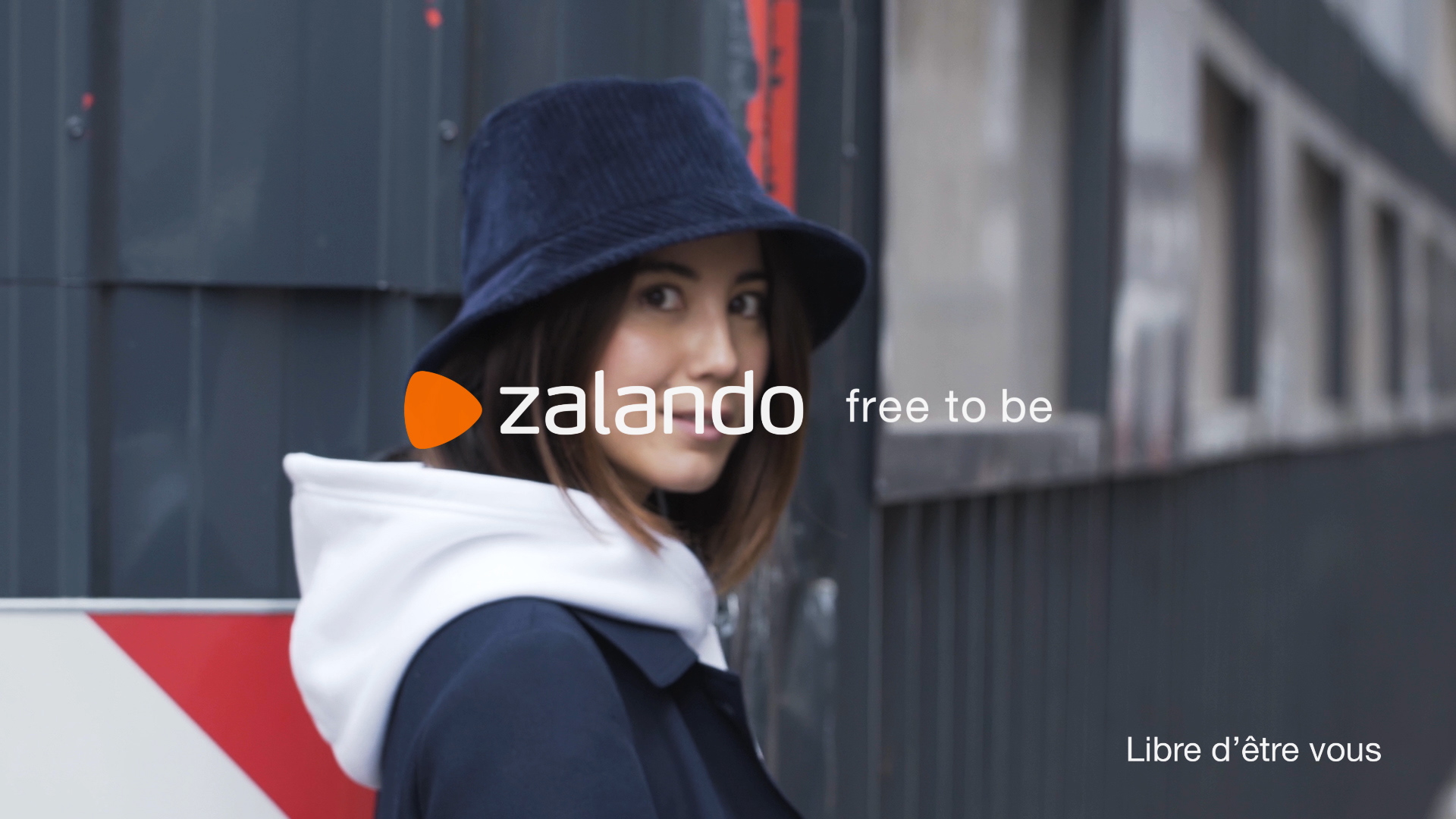 Zalando – Free to be
