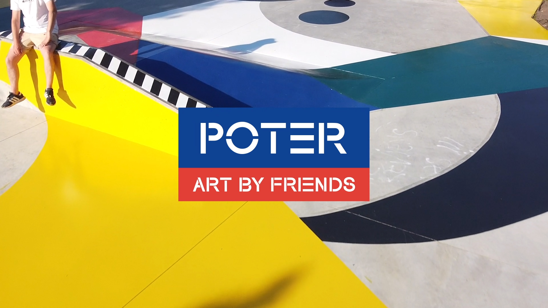 Poter – Art by Friends