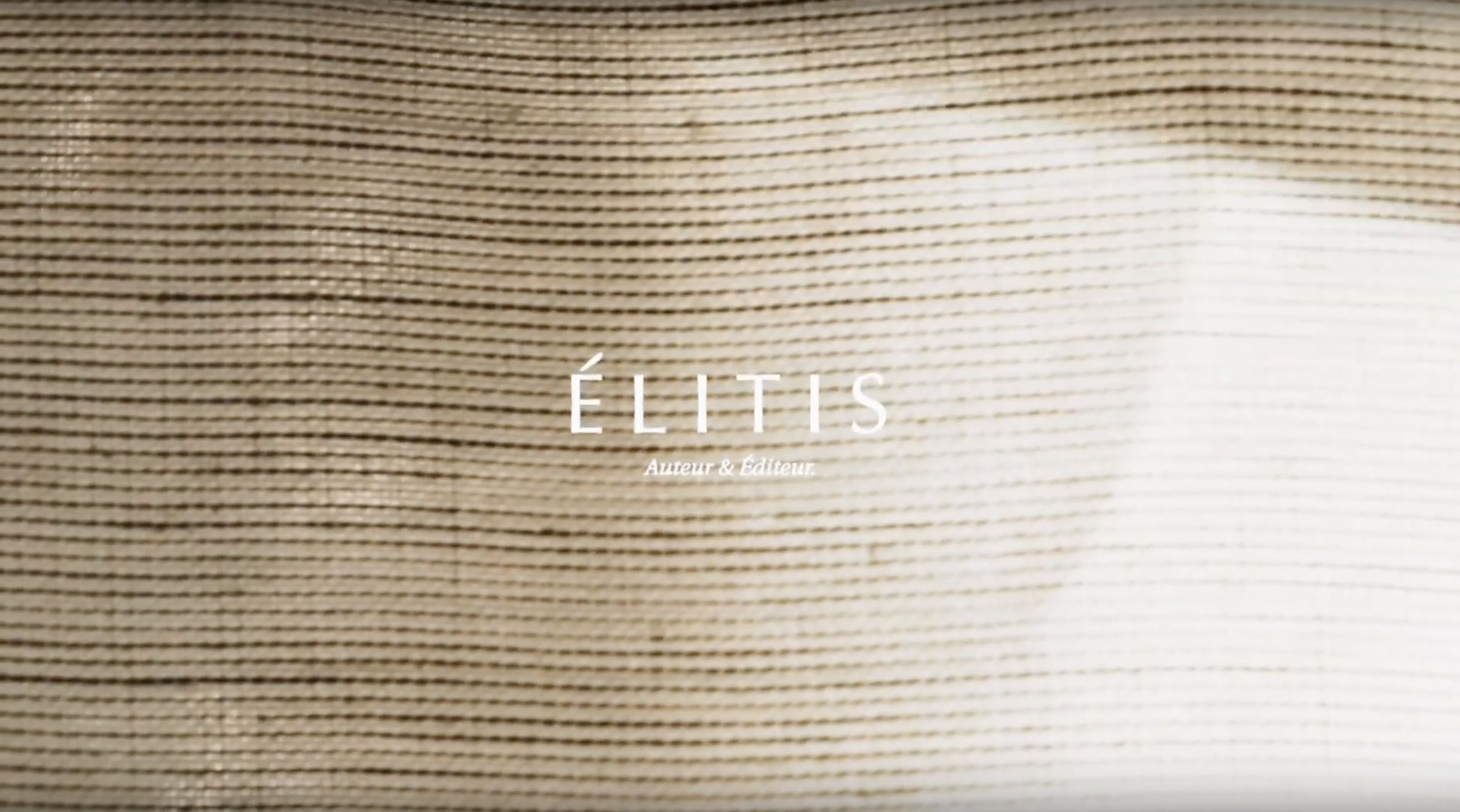 Elitis – Expression collection